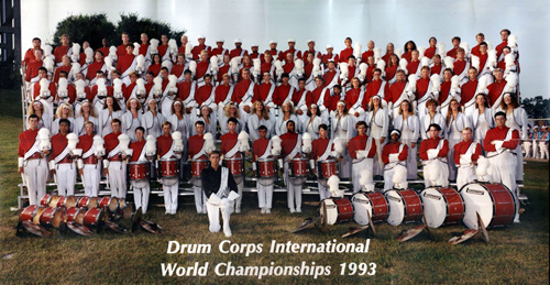 1993 Full Corps Picture